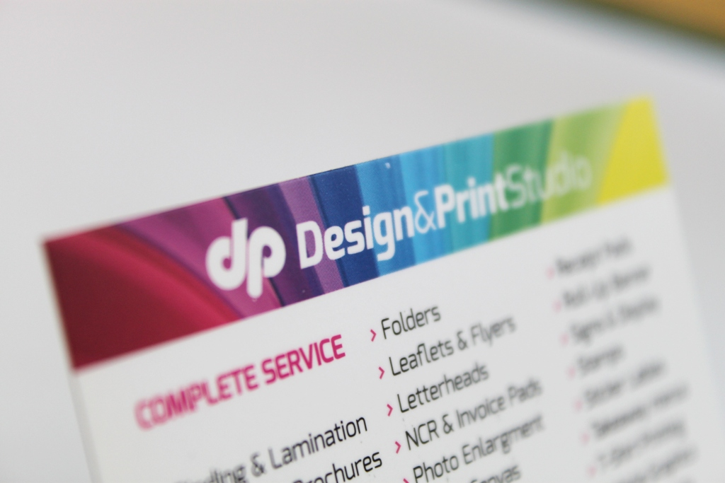 DPS Business card services
